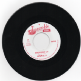 Alton Ellis - Breaking Up / Tommy McCook  - Wall Street Shuffle (Treasure Isle) 7""